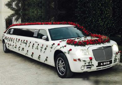 Luxury Wedding Is Imperfect Without Limousine