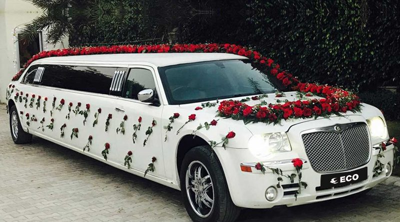 Luxury Wedding Is Imperfect Without Limousine 4