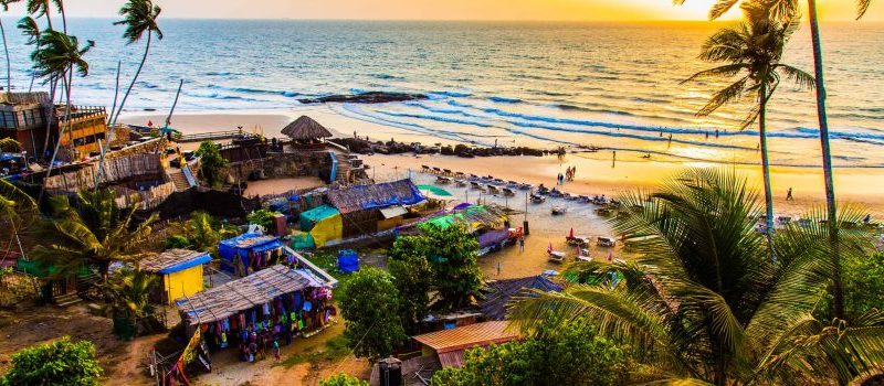 Rent A Car In Goa To Explore The Alluring Goa Beaches 1