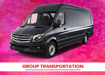 Upto 15% Off on Group Transportation
