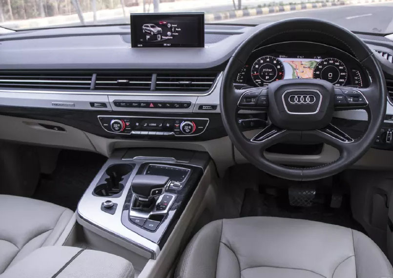 Audi Q7 Interior Product Imgs