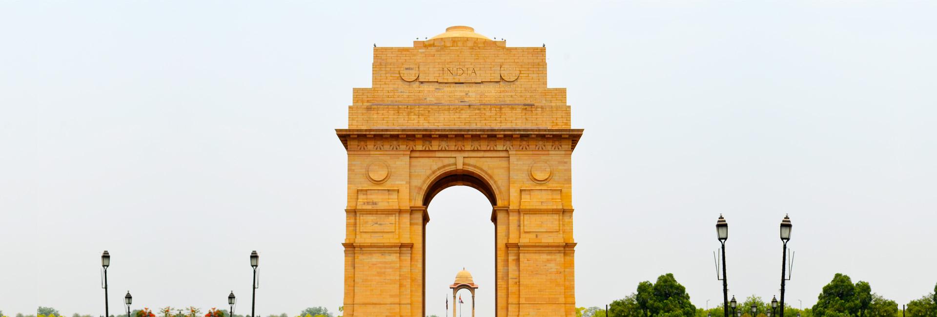 New Delhi Banner