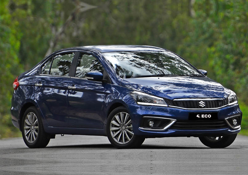 Maruti Ciaz Front Product Imgs