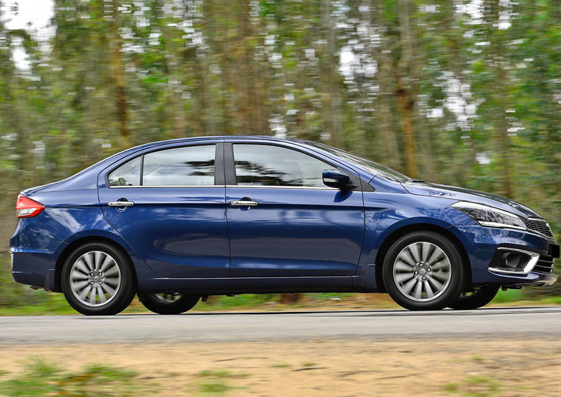 Maruti Ciaz on rent