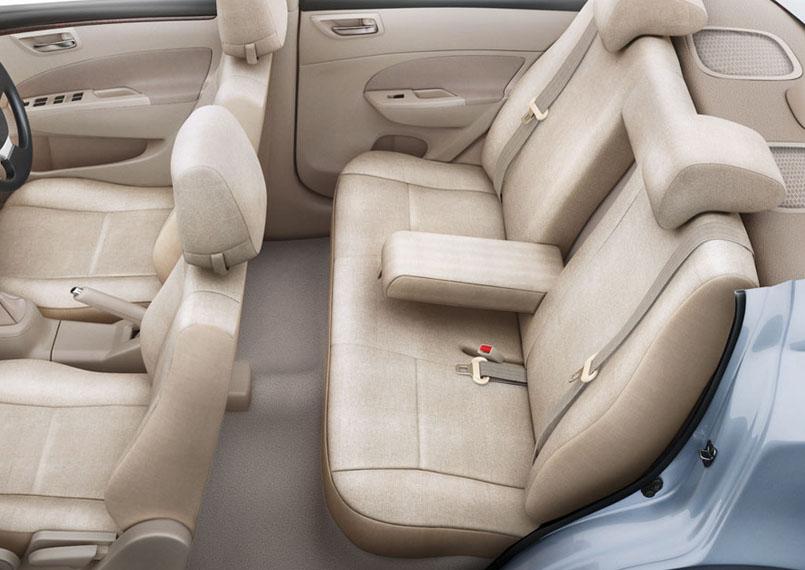 Maruti Suzuki Dzire Interior2 Product Imgs