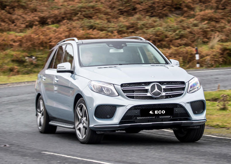 Mercedes GLE Front Product Imgs