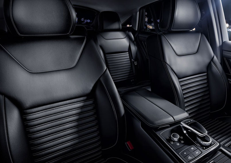 Mercedes GLE Interior2 Product Imgs
