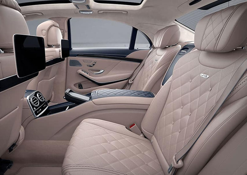Mercedes S Class Interior2 Product Imgs