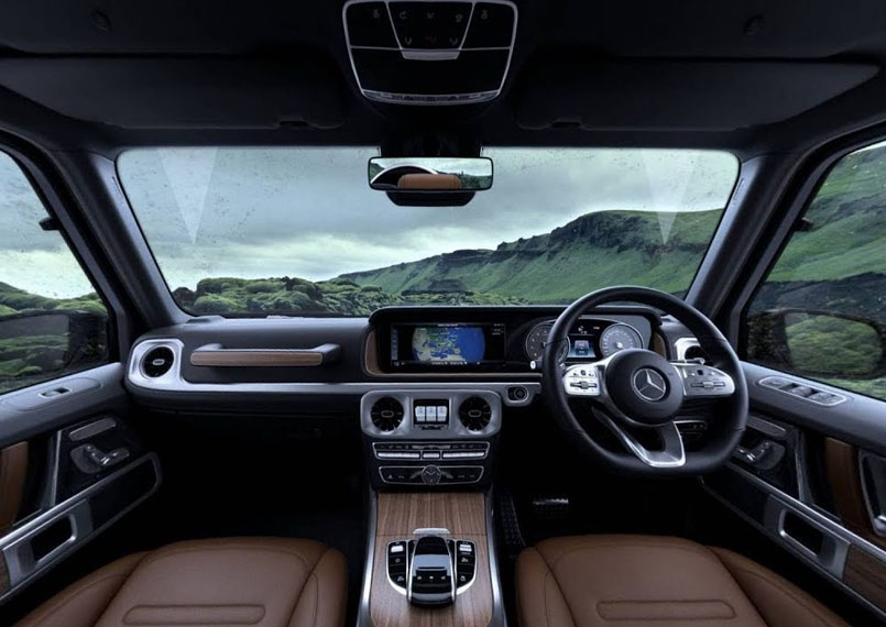 Mercedes Viano Interior Product Imgs