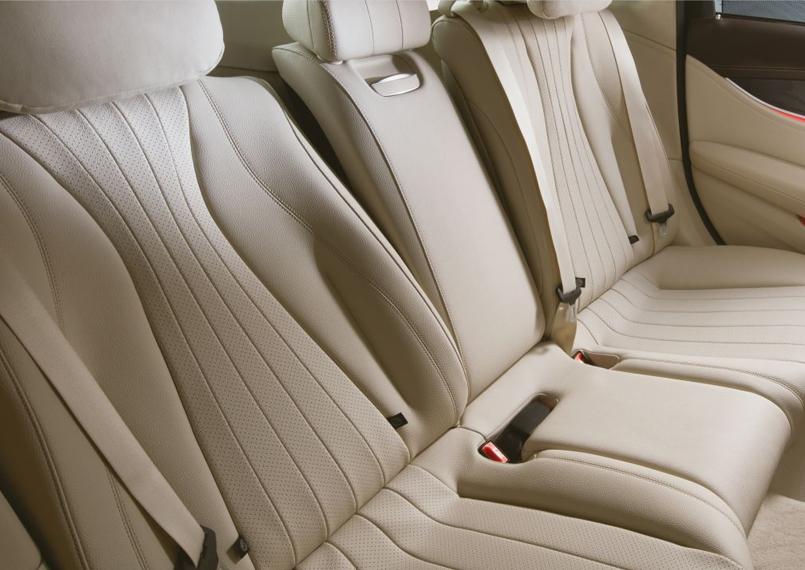 Mercedes E Class Interior 1