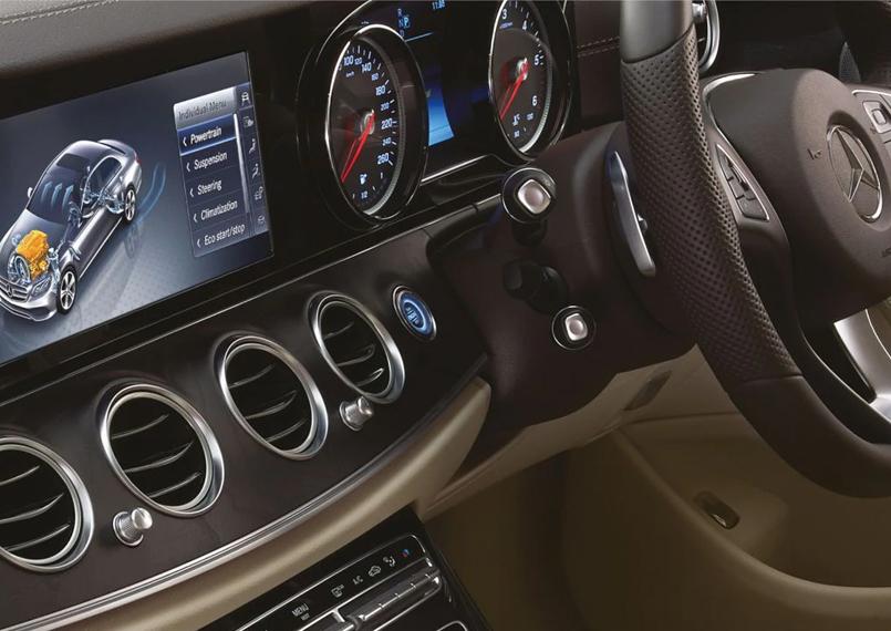 Mercedes E Class Interior 2