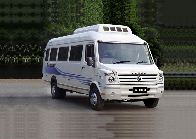 Tempo Traveller Front Product Imgs
