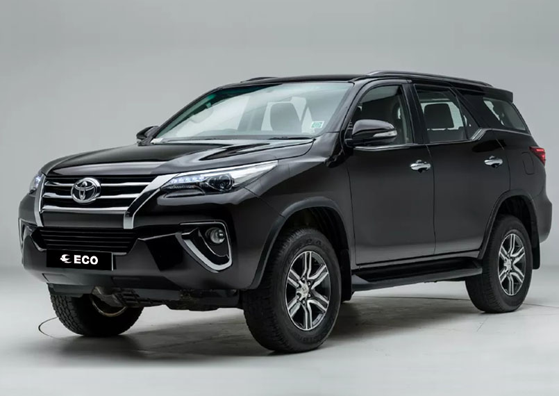 Toyota Fortuner Front Product Imgs