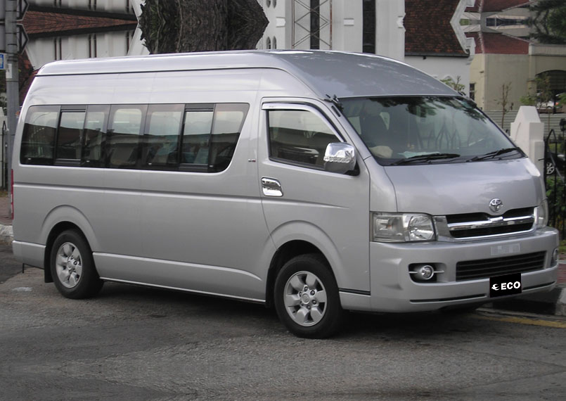 Toyota Hiace Front Product Imgs