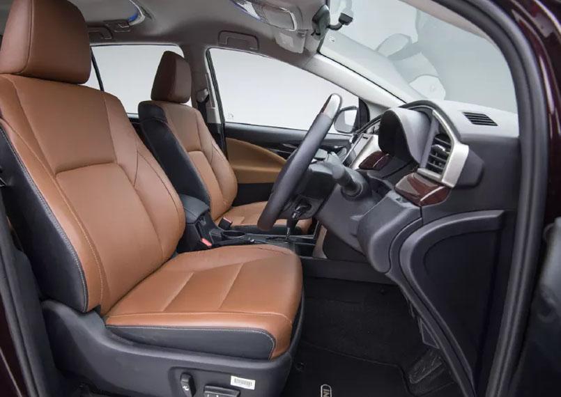 Toyota Innova Crysta Interior