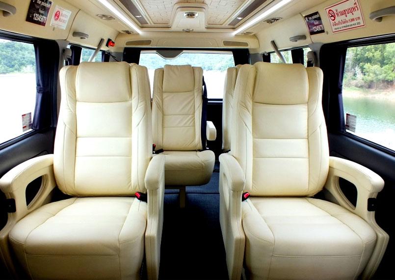 Toyota Ventury Interior Product Imgs