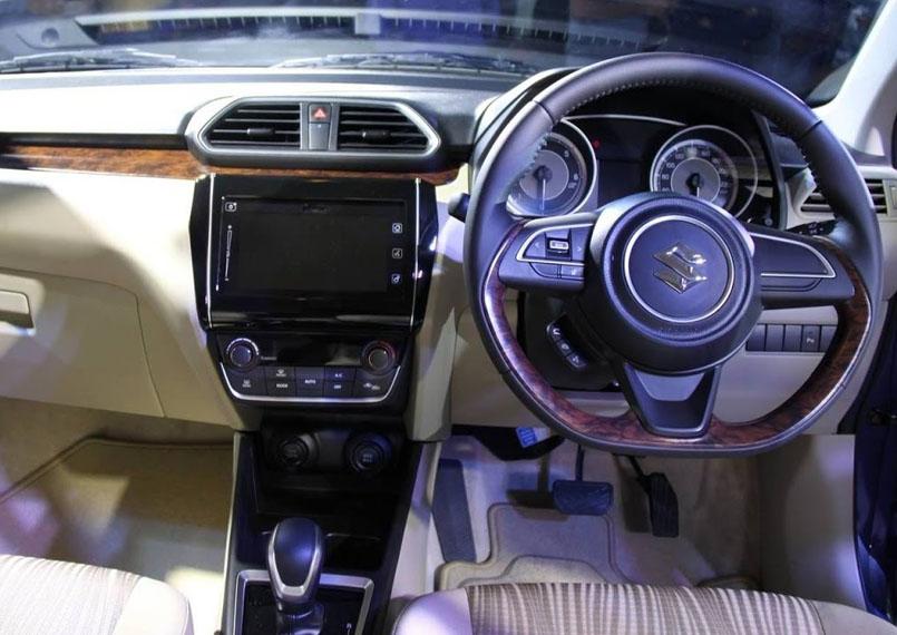 Toyota Dzire Interior Product Imgs