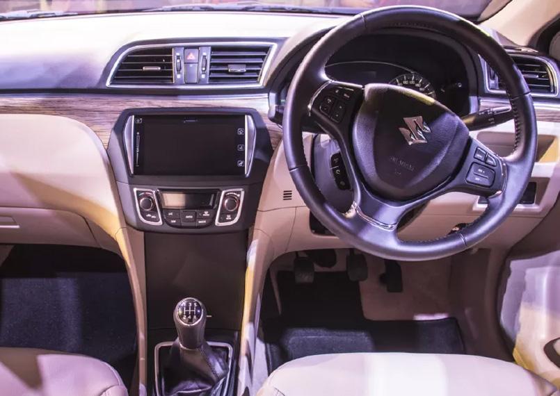 Toyota Maruti Ciaz Interior Product Imgs
