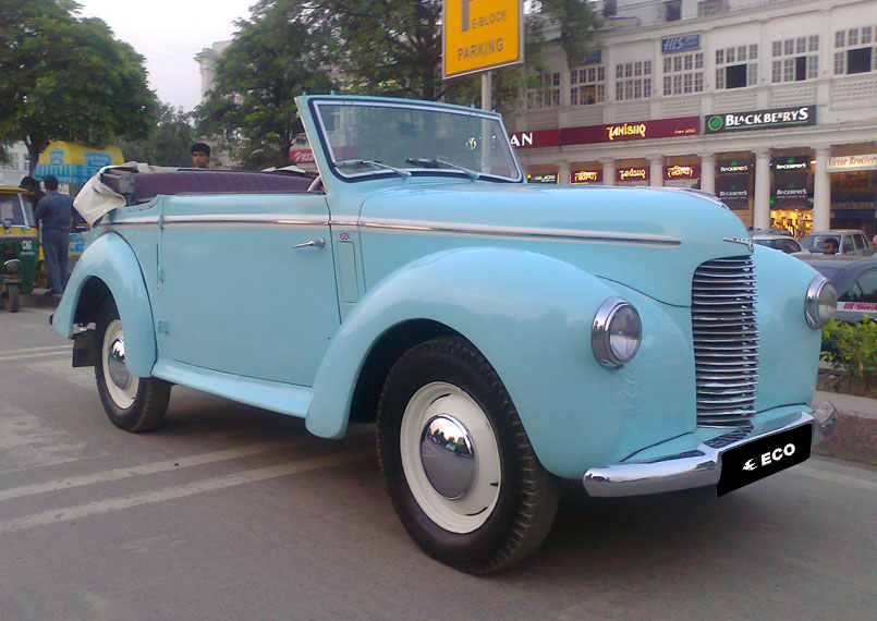 Vintage cars rental service in India | Hire vintage car on rent