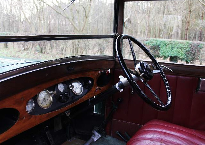 Vintage Car Interior Product Imgs
