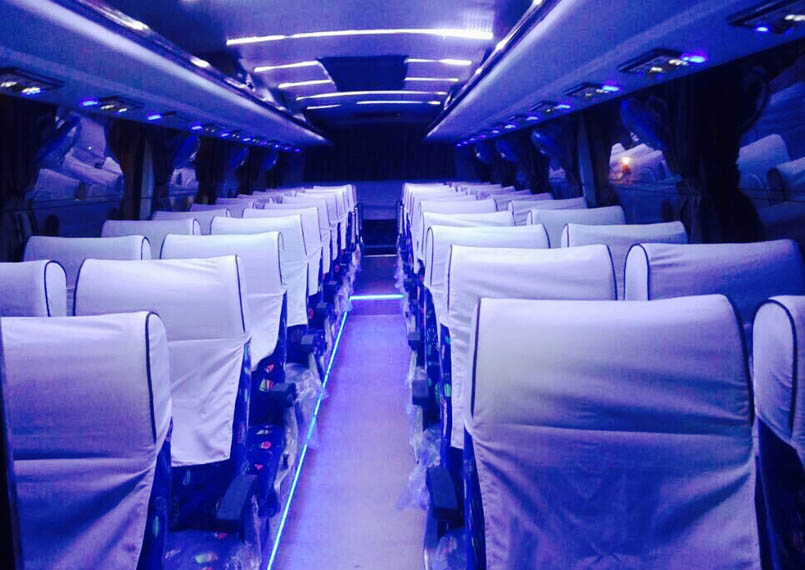 Volvo Bus 40 Seater Interior2 Product Imgs