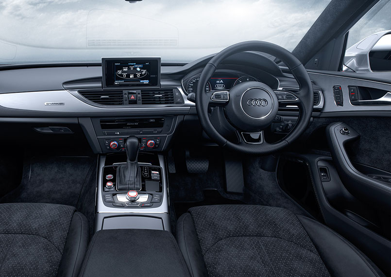 Audi A6 Interior Product Imgs