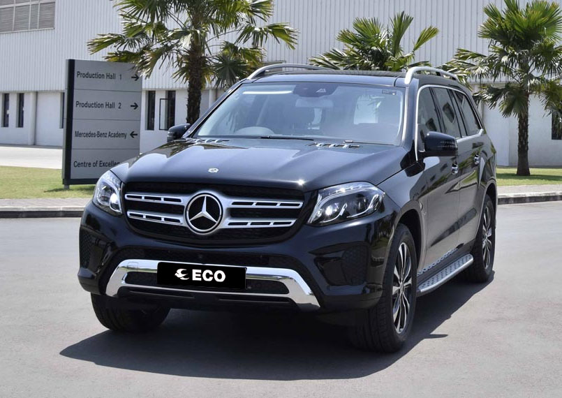 Mercedes GLS Front Product Imgs
