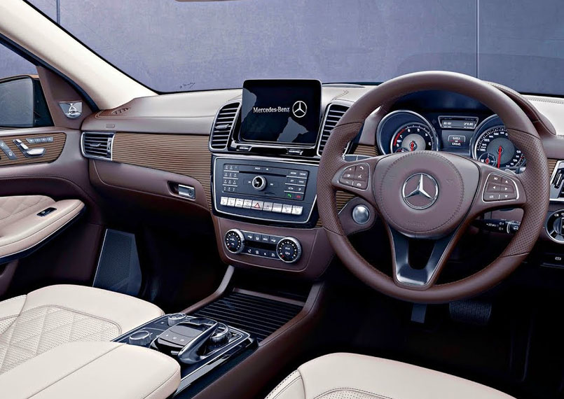 Mercedes GLS Interior Product Imgs 1